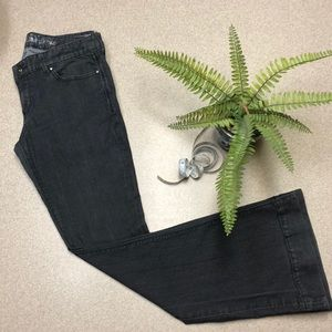 📿🌻Express Regular fit low rise flare jeans s 10